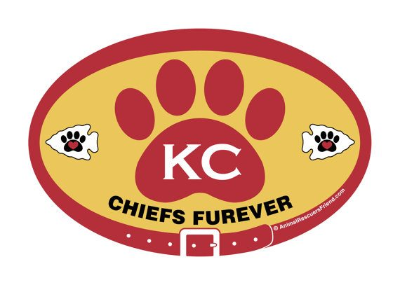 kansas city chiefs furever gold