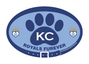 Kansas City Royals Furever Blue