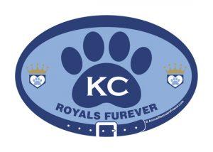 Kansas City Royals Furever Blue