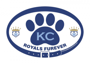 Kansas City Royals Furever White