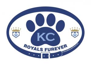 Kansas City Royals Furever White