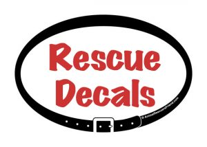 Rescue Decals