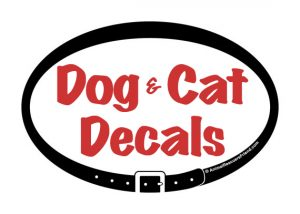 Dog & Cat Decals